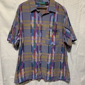 Patagonia Vintage AC shirt button down shirt